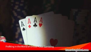 Profiting-in-the-World-of-Online-Poker-Gambling